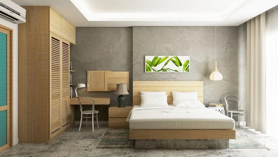 moderní ložnice